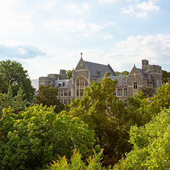 georgetown campus picture